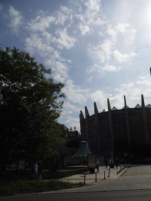Rotunda Panoramy Racławickiej we Wrocławiu