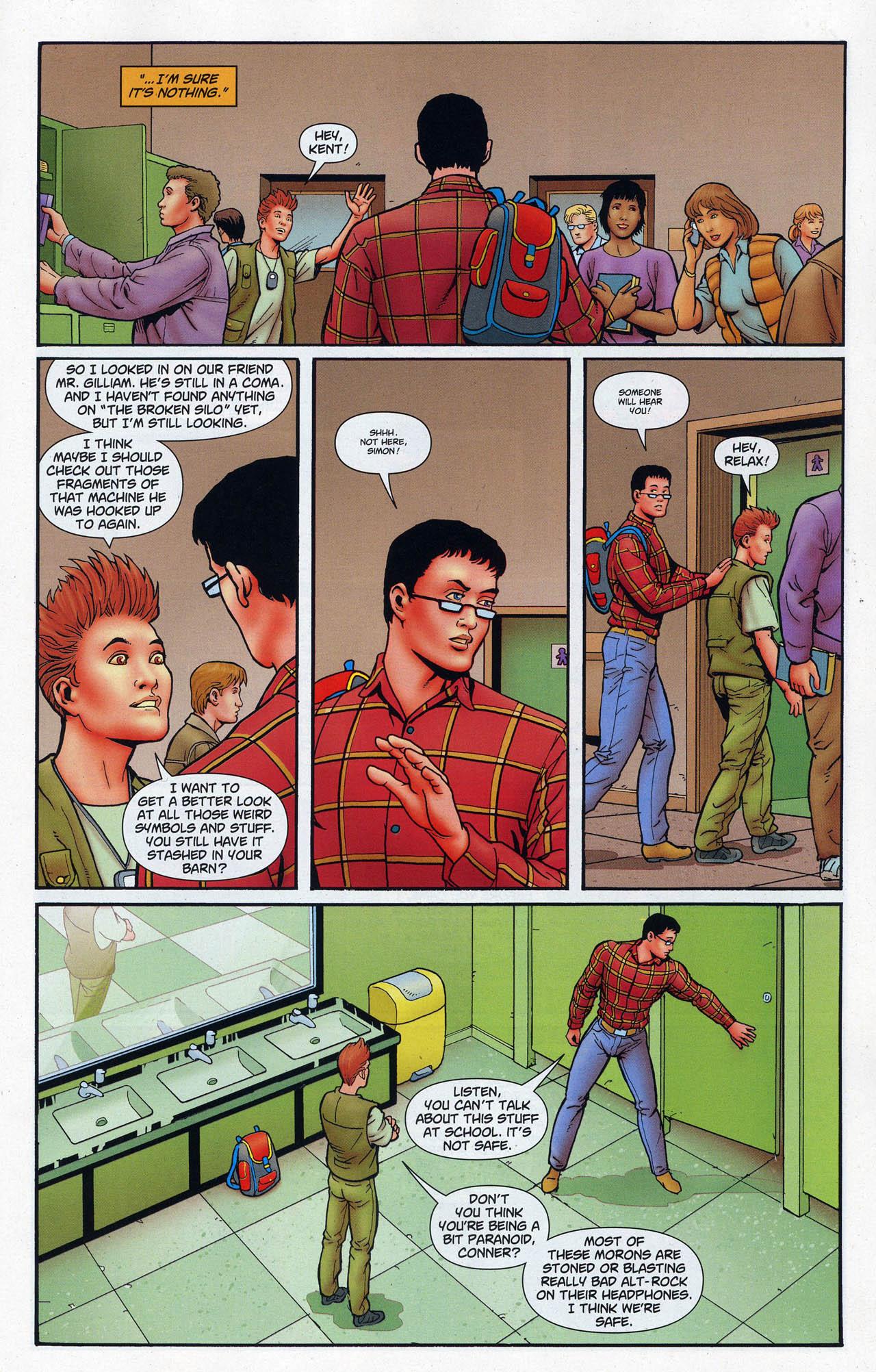 Superboy [I] Issue #3 #3 - English 14