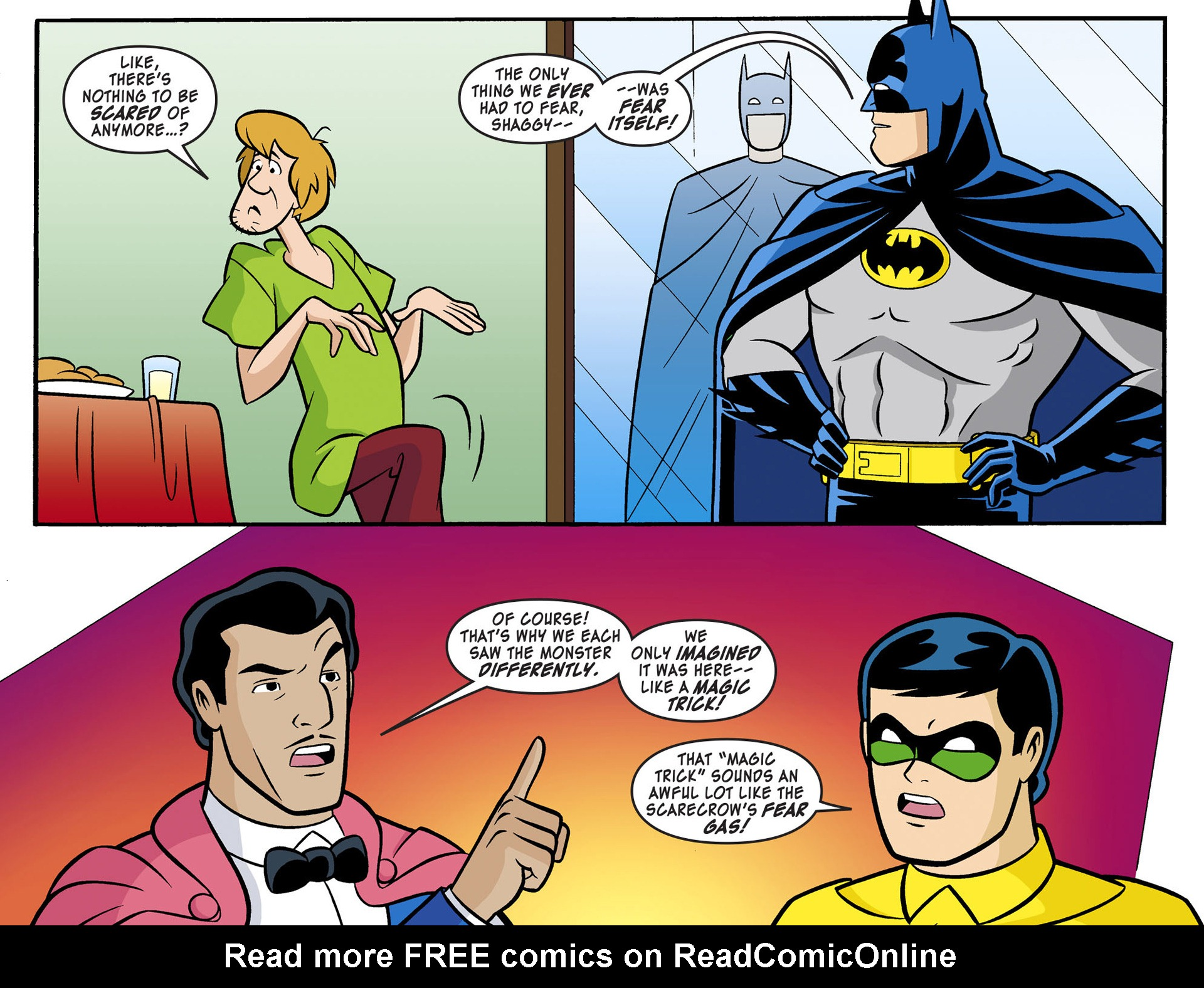 Read online Scooby-Doo! Team-Up comic -  Issue #4 - 10