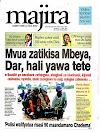 Tanzanian Today's Newspapers MAGAZETI YA LEO Tuesday 14th May, 2019