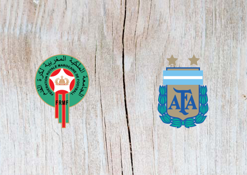 Morocco vs Argentina Full Match & Highlights 26 March 2019