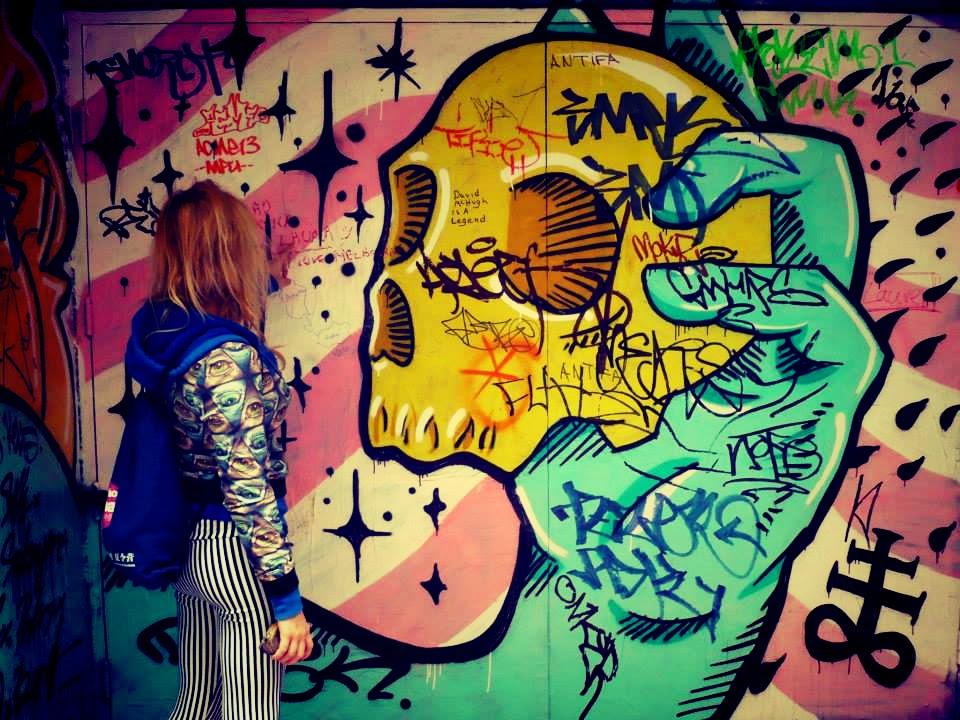hosier lane graffiti melbourne australia