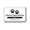 Simon Says Stamp Pigment Ink Pad WHITE