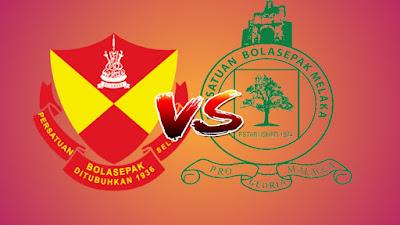 Live Streaming Selangor vs Melaka United Liga Super 4 Mei 2019