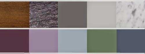 d couvrir l 39 endroit du d cor jolie association de couleurs gris violet bleu. Black Bedroom Furniture Sets. Home Design Ideas