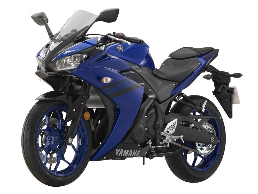 Warna Baru Yamaha R25 2018 Harga Asas RM2063078