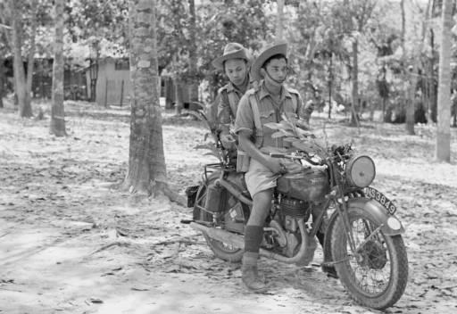 Wondereo Askar Melayu Ketika Zaman Darurat Pada Tahun 1950 An Yang Anda Tidak Tahu