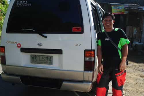 Tourist Guide in Batad