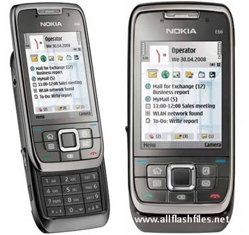 Nokia-E66-Flash-File