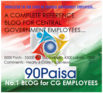CENTRAL GOVERNMENT EMPLOYEES NEWS - DOPT ORDERS - EXPECTED