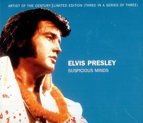 RockPubAno: Elvis Presley - Suspicious Minds