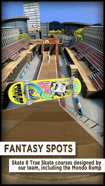 True Skate v 1.5.25 apk MOD