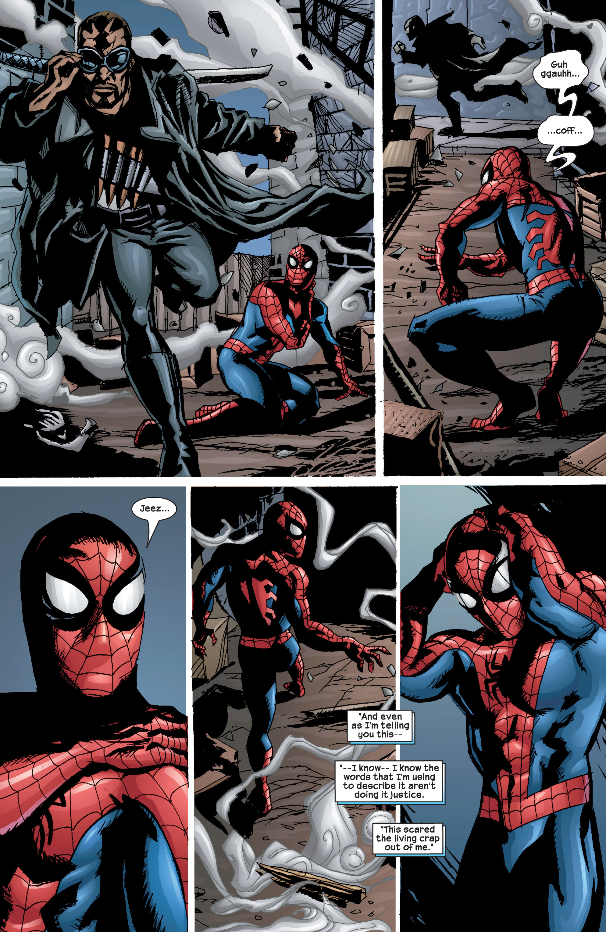 Read online Ultimate Spider-Man (2009) comic -  Issue #150 - 47