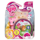 My Little Pony Traveling Single with DVD Cherry Pie Brushable Pony