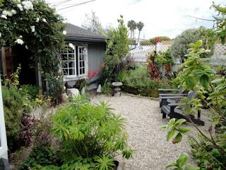 Taman untuk halaman rumah minimalis