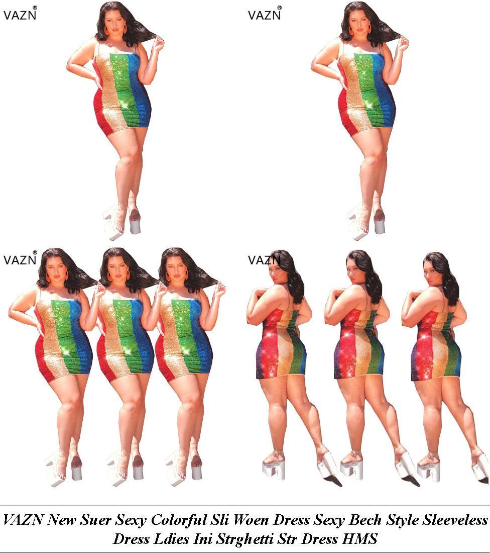 Cheap Long Dresses - Plus Size Clothing Clearance Sale Uk - Long Casual Summer Dresses Uk