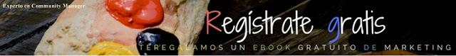 Registrate gratis en nuestro blog