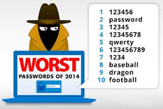 Cara Mengamankan Password yang baik