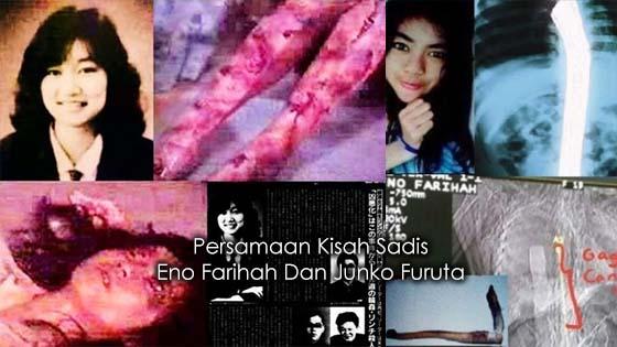 Pembunuhan Eno Farihah Ulangi Kekejaman Junko Furuta