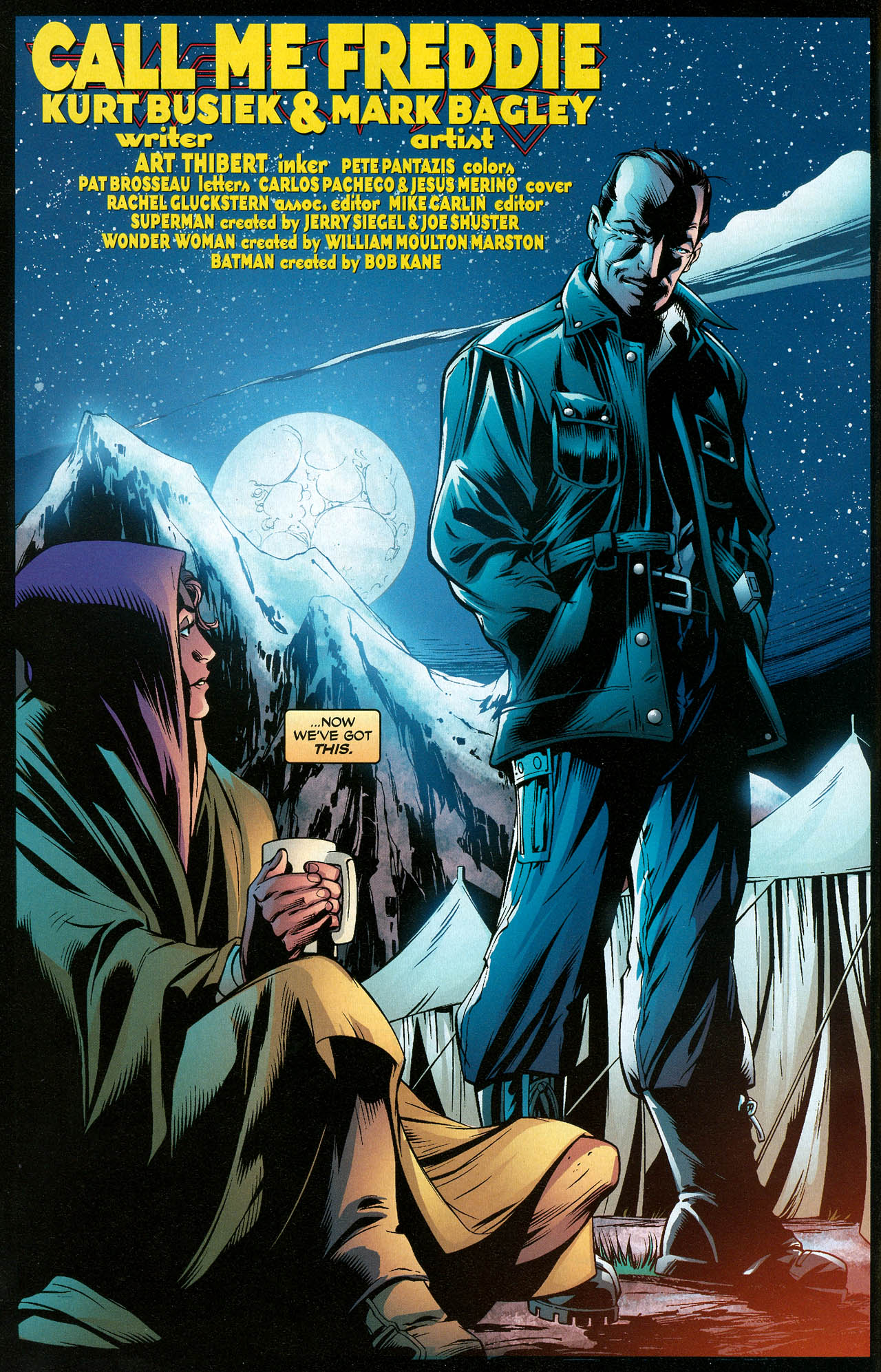 Read online Trinity (2008) comic -  Issue #19 - 6