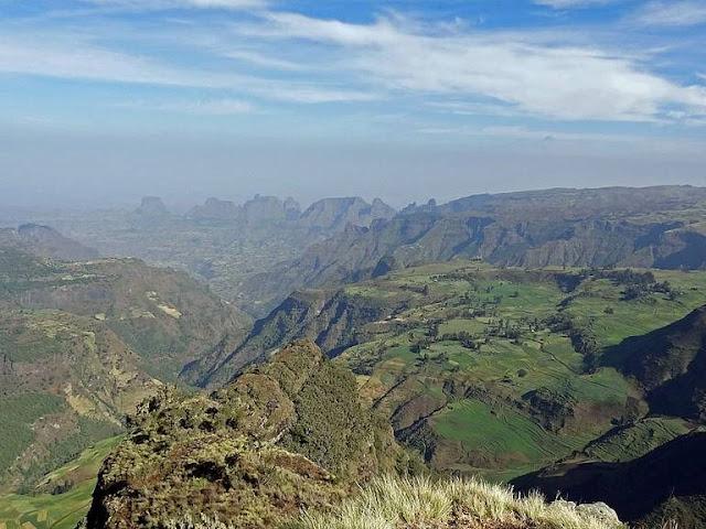 Alture dell'Etiopia