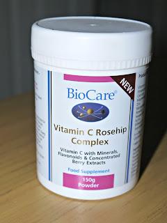 Vitamin C Rosehip Complex