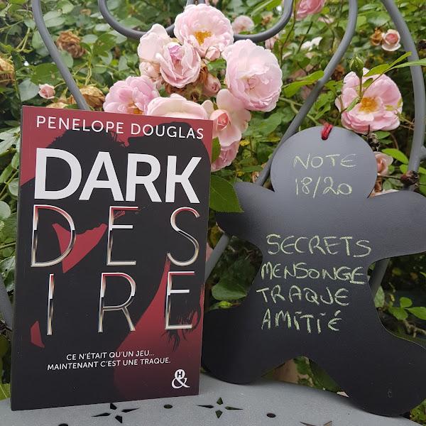 Dark desire de Penelope Douglas