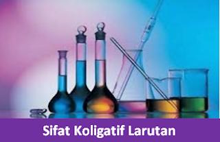 Perbedaan Sifat Koligatif Larutan Elektrolit dan Non Elektrolit Kimia