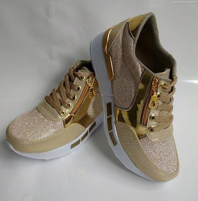 Zapatos de moda deportivos