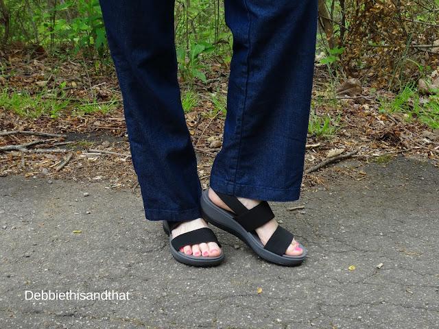 Clark's sandals for women
