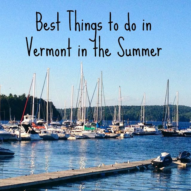 {Erin Out and About} Best Things to do in Vermont in the Summer