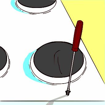 sostituzione piastra elettrica cucina - Instapro