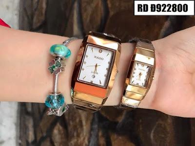 Đồng hồ cặp đôi Rado RD Đ922800