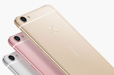 vivo X6 Colours