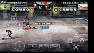Download Gratis Fifa Street 2 Apk ISO PPSSPP For Android Terbaru 2016