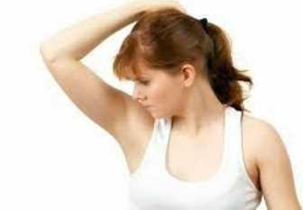 underarm odor treatment
