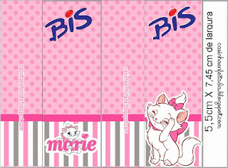 Mini Kit para Fiesta de Cumpleaños de Marie para Imprimir Gratis.