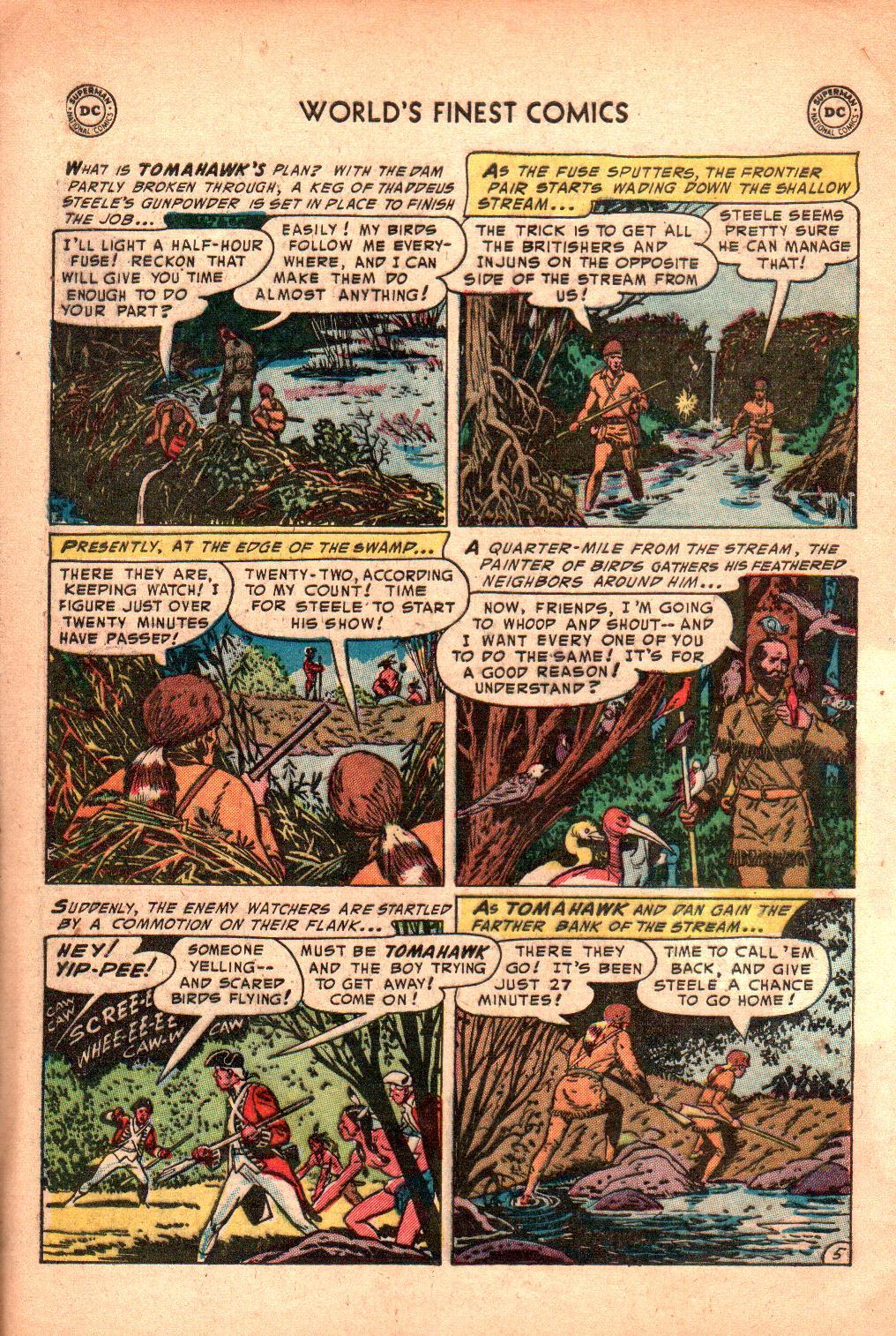 Read online World's Finest Comics comic -  Issue #71 - 34