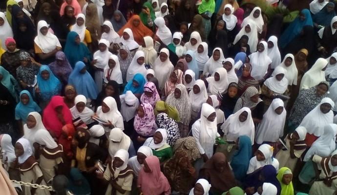 Nigeria Alami Krisis Jilbab
