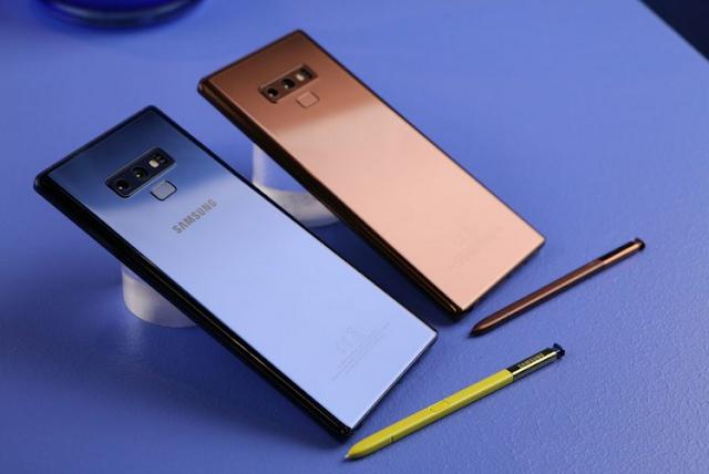 Samsung Galaxy Note 9 adalah Versi Upgrade Note 8