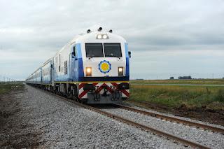 Impresiciones y falta de información sobre la vuelta del tren a Mar del Plata