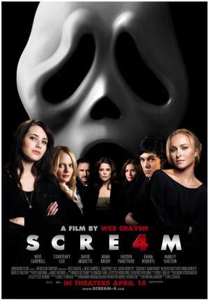 Xem Phim Tiếng Thét 4 2011