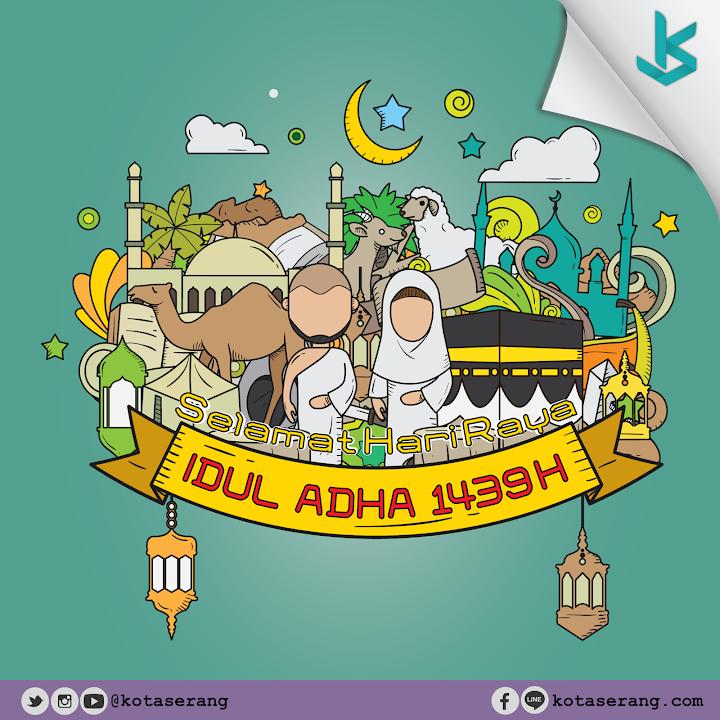 Ucapan Selamat Hari Raya Idul Adha 1439 H