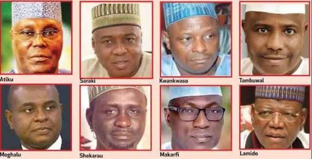 Rikici ya barke a cikin jam'iyyar PDP wajen fitar da dantakarar shugabanci kasar nan.