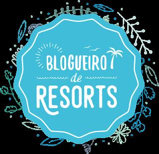 Promoção Blogueiro de Resort