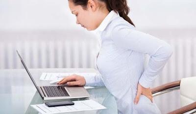 5 Cara Mudah Cegah Sakit Punggung
