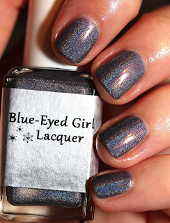 Blue-Eyed Girl Lacquer Hypothermia