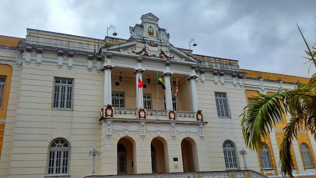 Tribunal de Justiça da Paraíba, em João Pessoa.