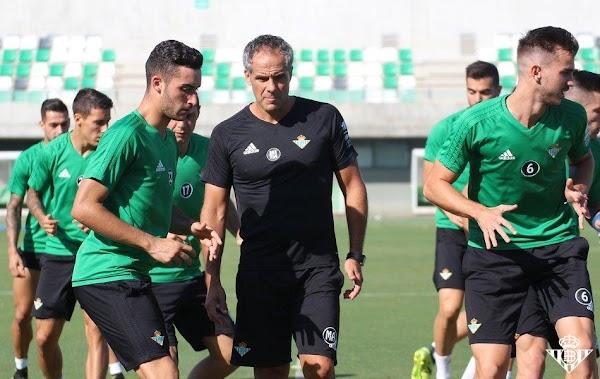 Oficial: Betis, Marcos Álvarez preparador físico de por vida