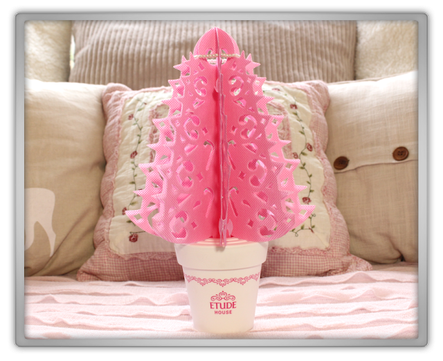 Etude House Haul Review accessories decor kawaii cute pink ebay beauty korean cosmetics Pink Tree Humidifier